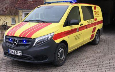NOTARZTDIENSTE.DE übernimmt zum 01.07.2018 im Auftrag des ASB KV Bad Doberan die Notarztgestellung in Bad Doberan.